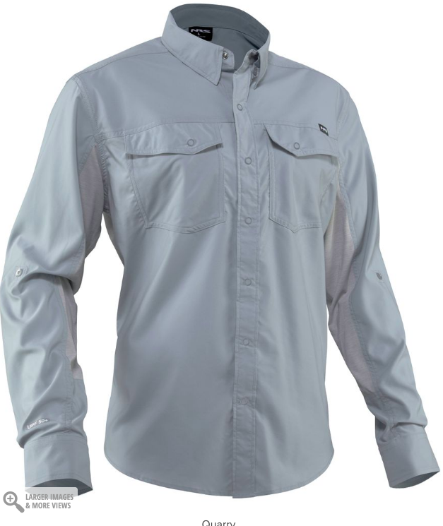 NRS | Long Sleeve Guide Shirt | Men's