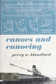 Canoes and Canoeing | Percy W. Blandford
