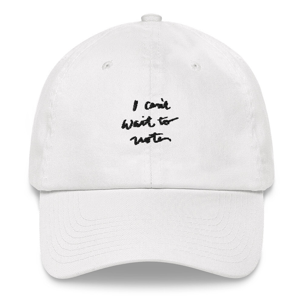 Signature Dad hat