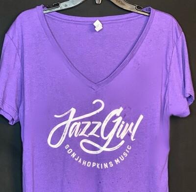Purple JazzGirl