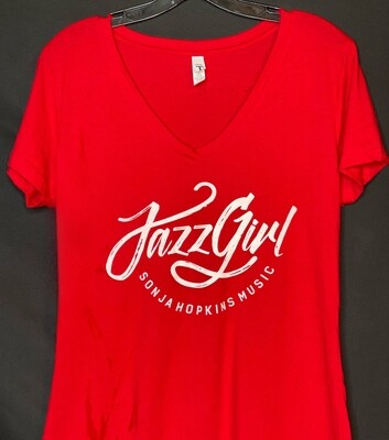 Red JazzGirl