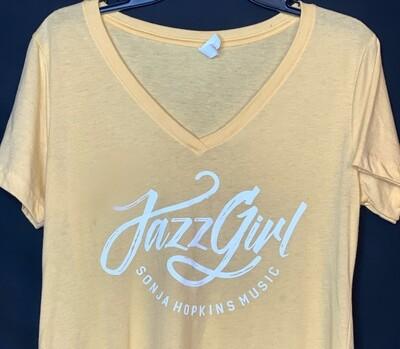 Yellow JazzGirl