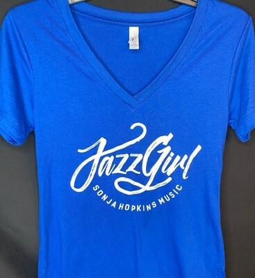 Blue JazzGirl