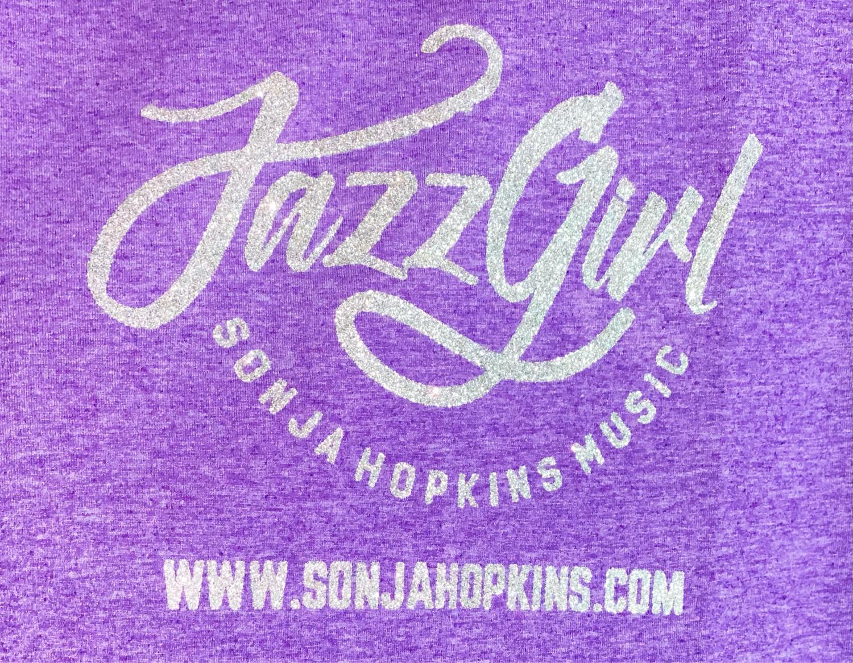 JazzGirl Purple Bling