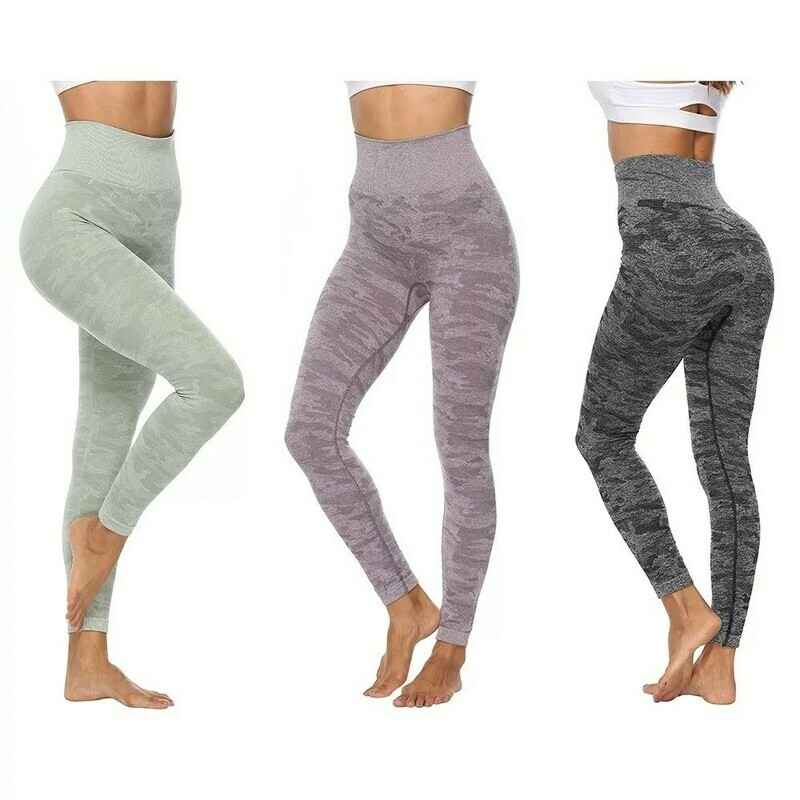 Stone Washed Leggings