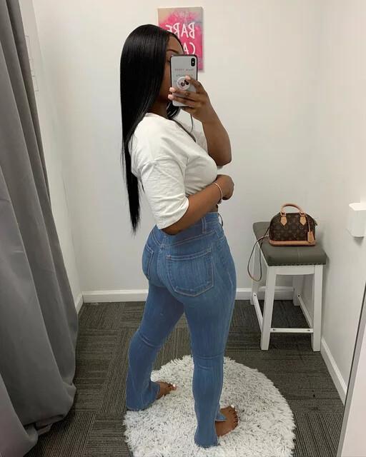 Elasticity Jeans