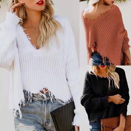 Maine Chic Sweaters
