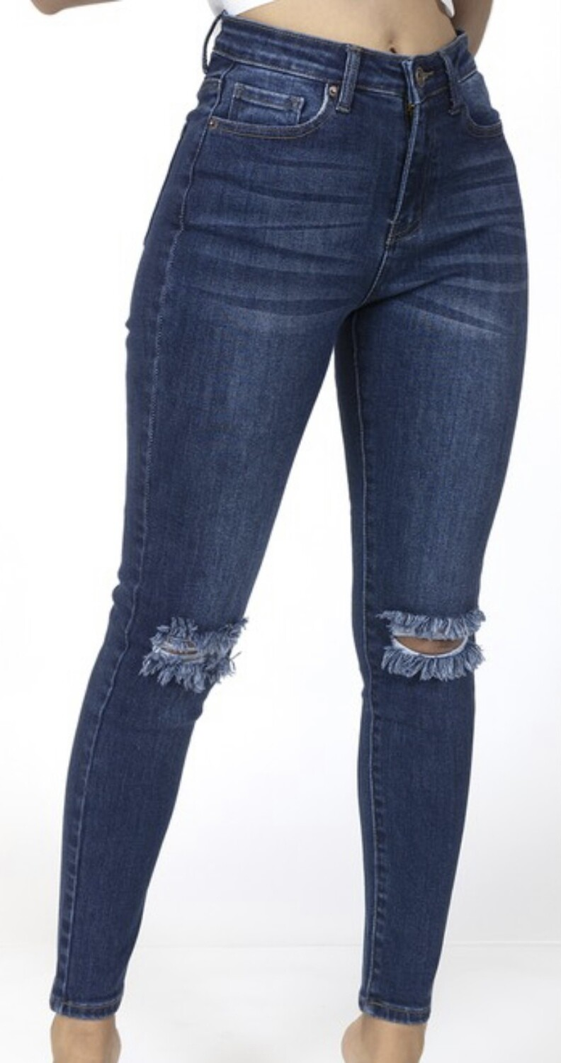 Skinny Fries Jeans