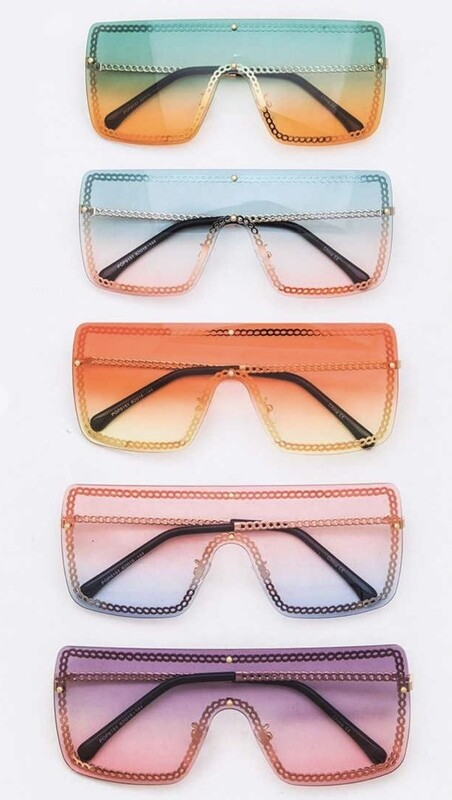Up Side Down Shades