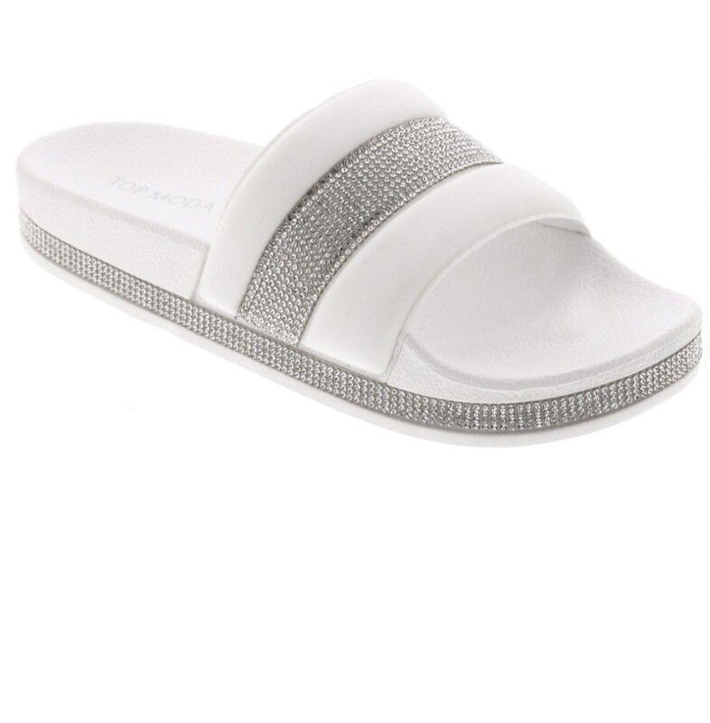 Bling To Comfort Sandals
