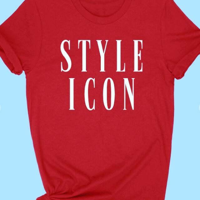 Style Icon Shirts