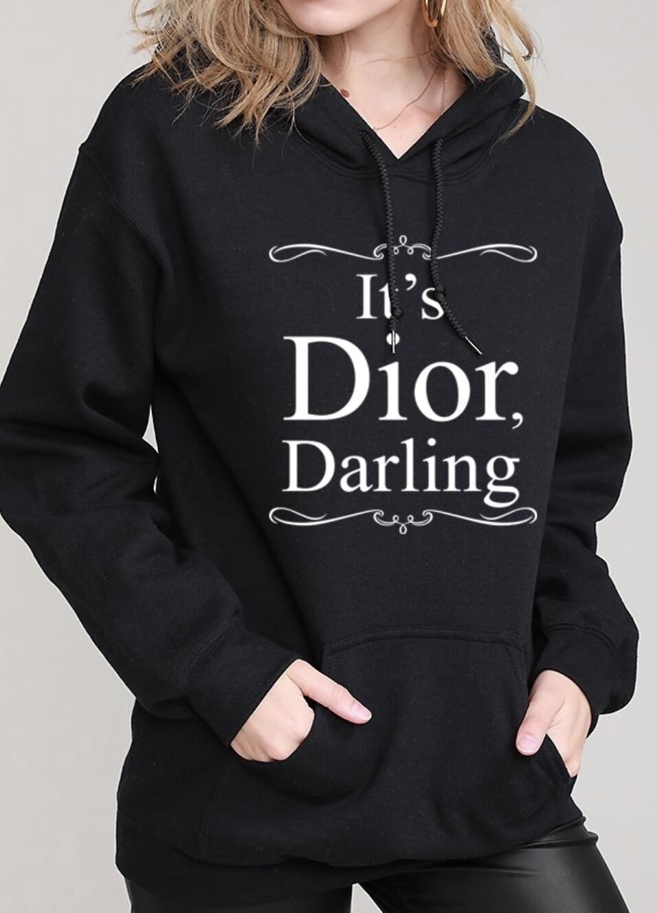 It's Dior Hoodie