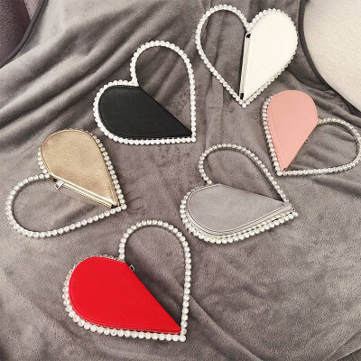 Diamond Handle Heart Pocket Book