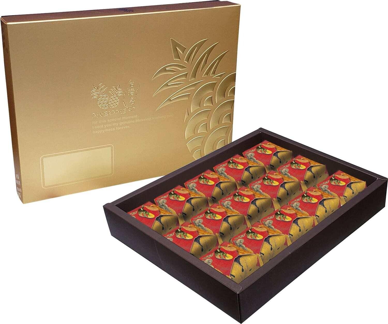 Pineapple Shortcake 鳳梨酥禮盒 Three Flavors