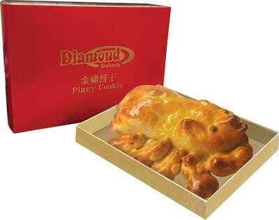 Piggy Family Cookie 金豬餅干
