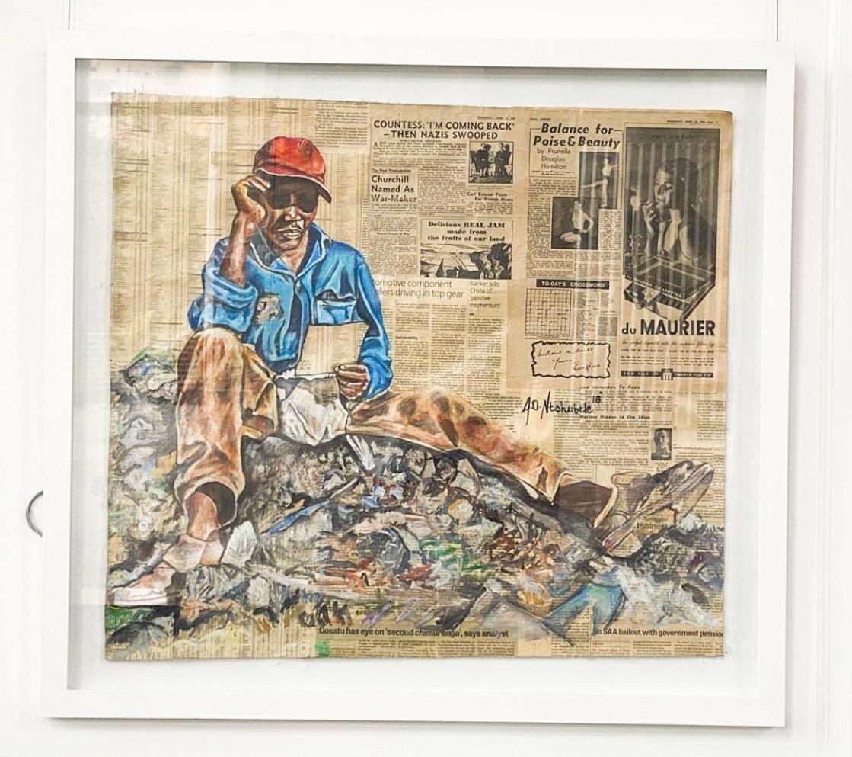 Andrew Ntshabele - Sweet Memories R15 000