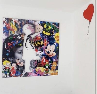 Auguste - Michael Balloon