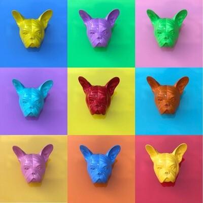Gerard Buckholz - Warhol Frenchies