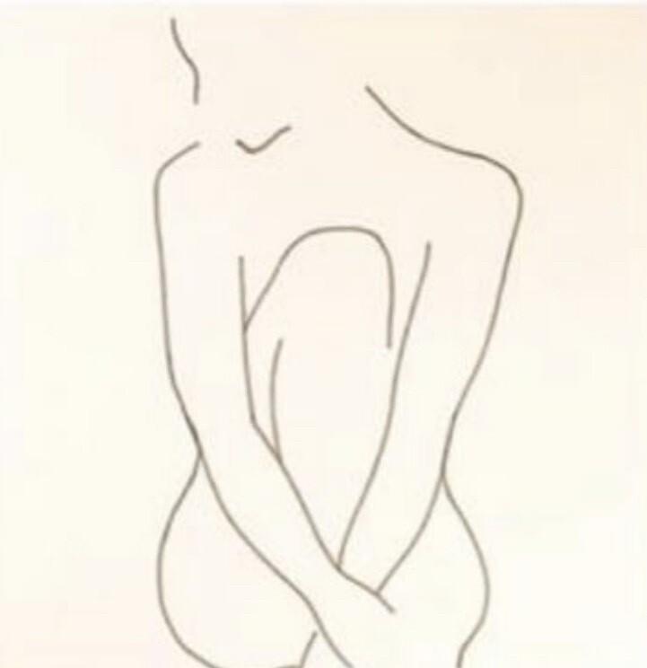 Leila Batha - Figure Study 1