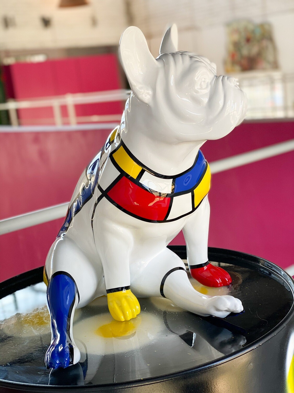 Bernard buck hold - Mondrian French Bulldog