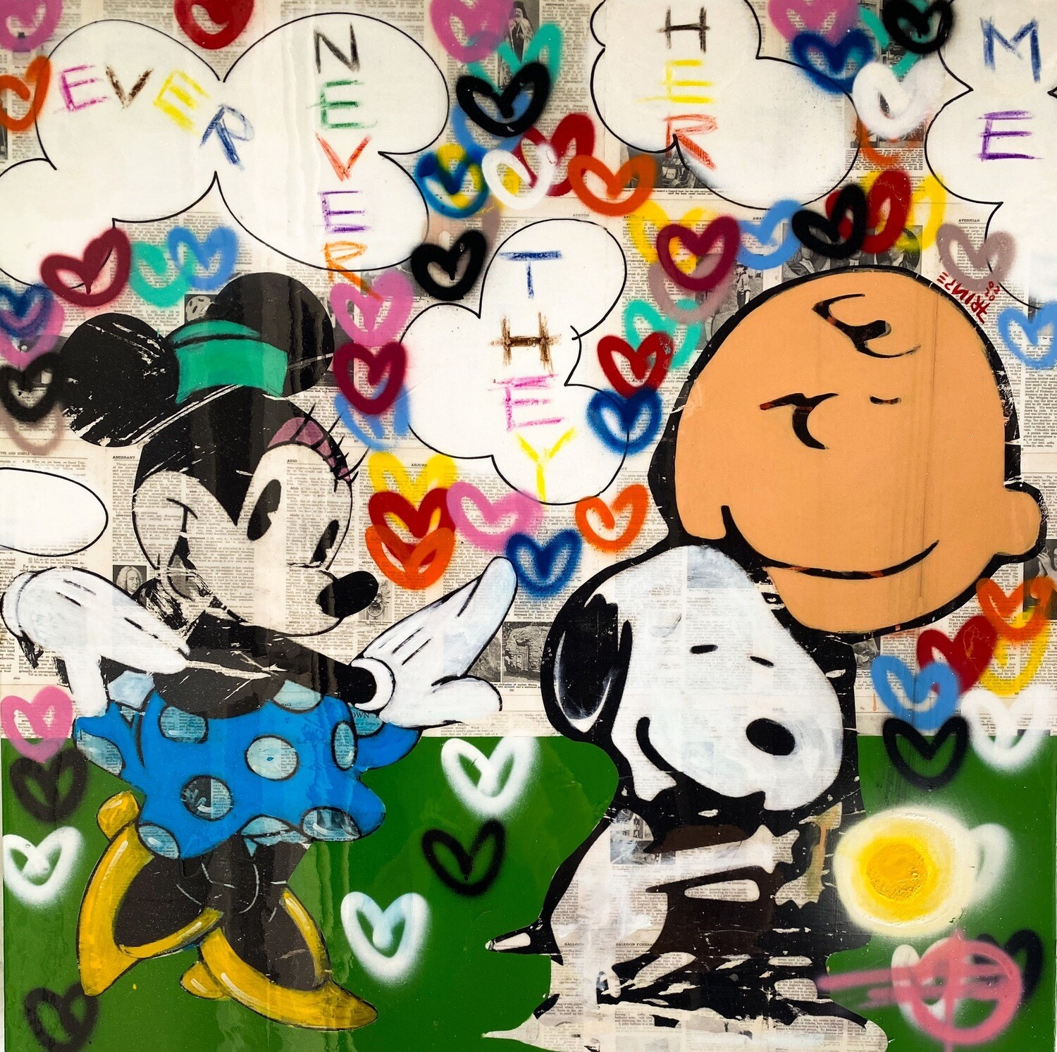 Fringe - Minnie and Snoopy