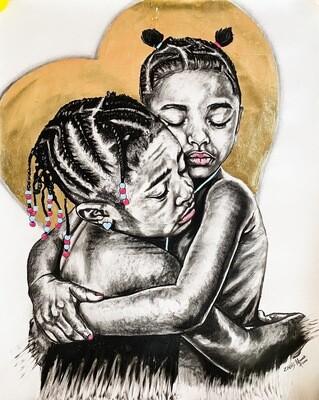 Zakes Msane - Love Is Golden