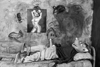 Roger Ballen - Arousal