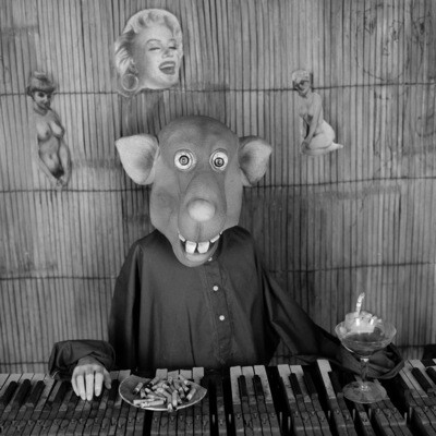 Roger Ballen - Smoking And Drinking