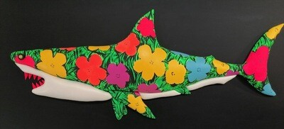 Enrico Cecotto - Flower Shark - R95 000
