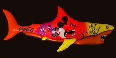 Enrico Cecotto - Mickey Mouse - R68 000