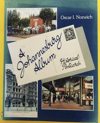Johannesburg Album - Historical Post Cards