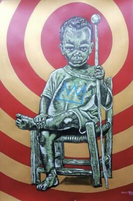 Zakes Msane - King
