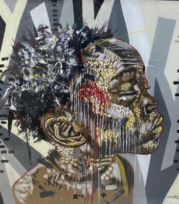 Zakes Msane - Future Kong