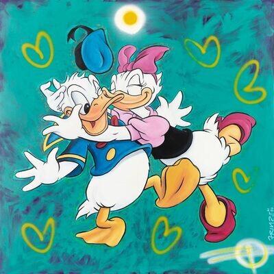 Daisy loves Donald by FRINGE