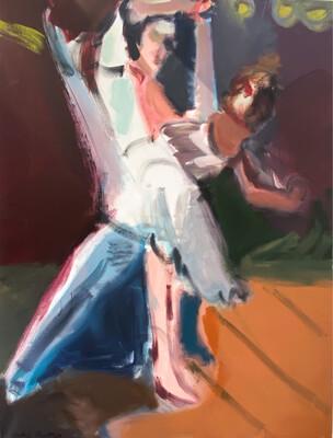 Ballet Dancers By Luke Batha