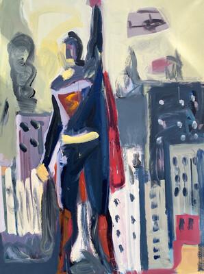 Superman By Luke Batha