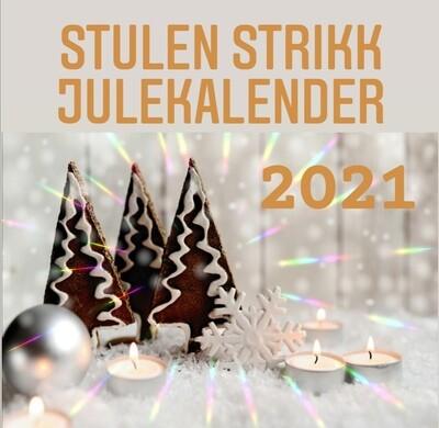 JULEKALENDER 2021 - 4 TRÅDS MERINO - Merino/ nylon sw