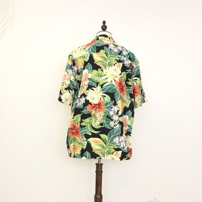 Tropical Flower Aloha Shirts