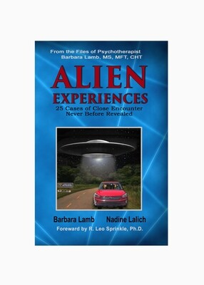 Alien Experiences - 25 Cases of Close Encounter By Barbara Lamb and Nadine Lalich (E-BOOK)