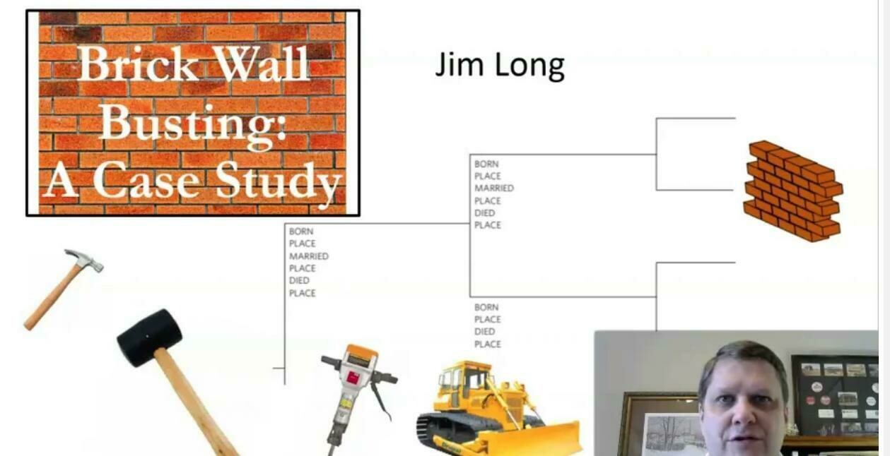 Brick Wall Busting: A Case Study