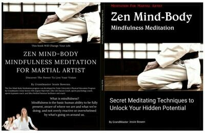 Zen Mind-Body Meditation Download System Unlock your ultimate success in the 21-Day Challenge