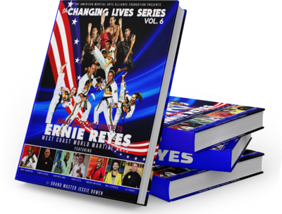 Ernie Rayes Edition of the Changing Lives Series Biography Book