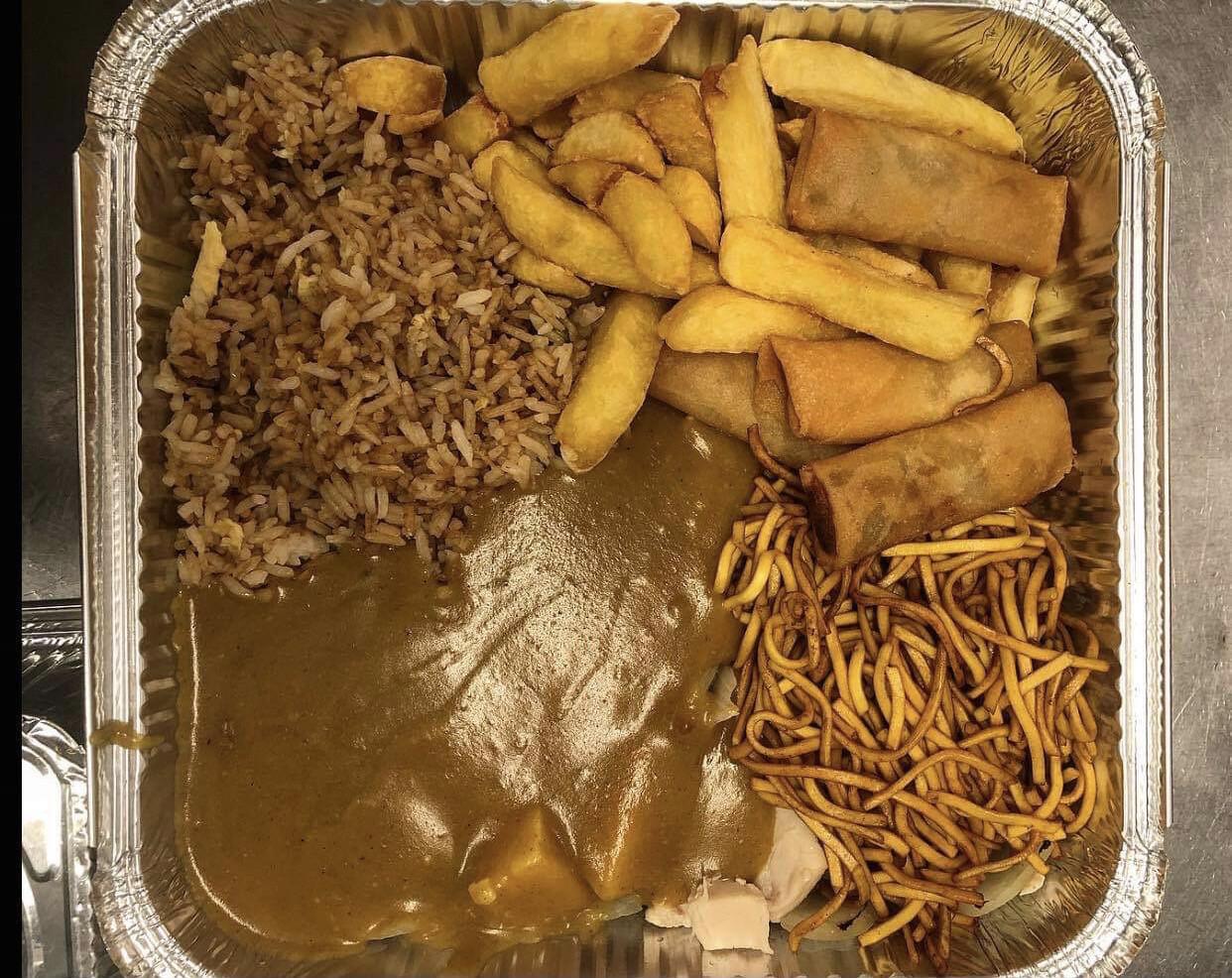 Munch Box A (Curry Munch Box)