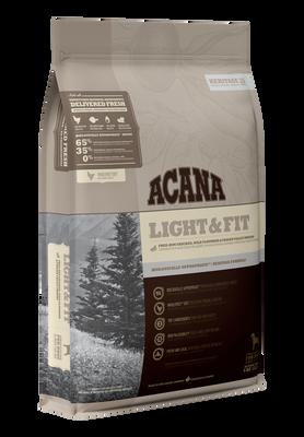 ACANA Light & Fit-11.4Kg