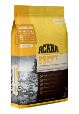 ACANA Puppy & Junior-11.4Kg