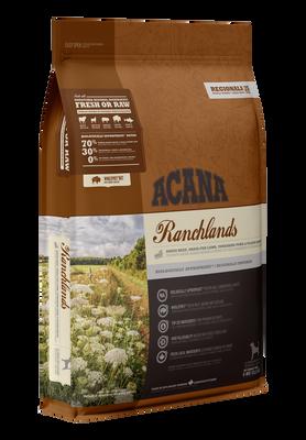 ACANA Ranchlands-11.4Kg