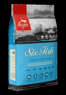 Orijen Six Fish-11.4Kg