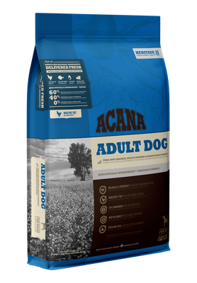 ACANA Adult (Chicken & Greens)-11.4Kg
