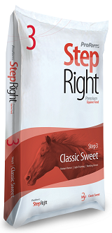 HiPro Step-Right Step 3 12% Classic Sweet Feed