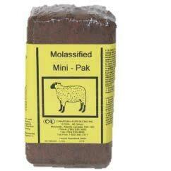 Sheep Mollasified Mini-Pak